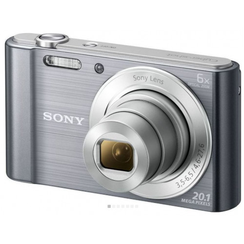 SONY DSCW810S.CE3 Compact Camera Silver