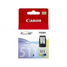 CANON CL-511 COLOR SMALL CAPACITY Αναλωσιμα