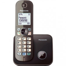 PANASONIC KX-TG6811GRA Ασυρματα Τηλεφωνα