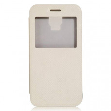 Doogee Book S-View Case White