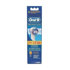 Oral-B Precision Clean Ανταλλακτικές Οδοντόβουρτσες 2  + 1 τμχ. (4210201848196)