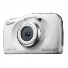 NIKON ΦΩΤ. ΜΗΧΑΝΗ COOLPIX S33 Compact Camera White