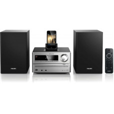 PHILIPS DCM2020/12 SILVER Micro-Mini Hifi