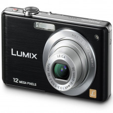 PANASONIC DMC-FS15EG-K BLACK Compact Camera