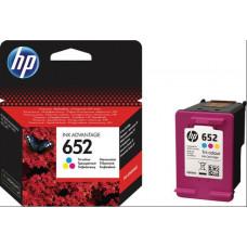 HP 652 TRI-COLOR Αναλωσιμα