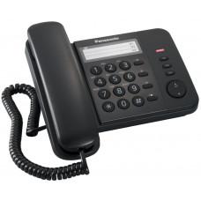 PANASONIC KX-TS520EX2B 3 ΠΛΗΚΤΡΑ ΜΝΗΜΩΝ Ενσυρματα Τηλεφωνα
