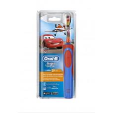 BRAUN ORAL B DISNEY CARS 3+ ΠΑΙΔΙΚΕΣ (80268189) Οδοντόβουρτσες