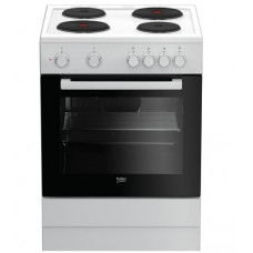 BEKO FSS66003 GW Ηλεκτρικές κουζίνες