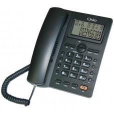 OSIO OSW-4710B Ενσυρματα Τηλεφωνα Black