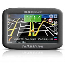 MLS 433 TALK&DRIVE Gps-Πλοηγοι