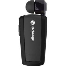 iXchange UA-25 In-ear Bluetooth Handsfree Μαύρο