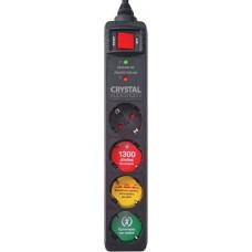CRYSTAL AUDIO CP4-1300-70 ΠΟΛΥΠΡΙΖΟ ΑΣΦΑΛΕΙΑΣ Προστασια Ρευματος
