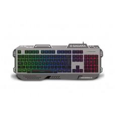 ZEROGROUND KB-2300G SAGARA Πληκτρολογια
