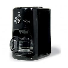 GRUPPE CM1061A-CB Καφετιέρα φίλτρου Black