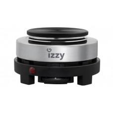 IZZY Q105 (222891) Εστίες ηλεκτρικές Inox