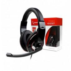 Gembird MHS-U-001 USB Ακουστικά Headset