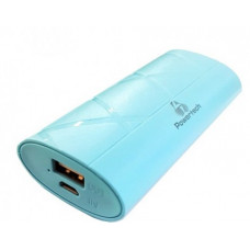 POWERTECH PT-588 3000mAh Powerbank Blue