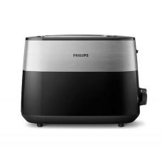 PHILIPS HD2515/90 Φρυγανιέρες Black/Silver