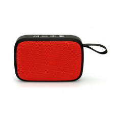 AKAI ABTS-MS89 Bluetooth Ηχεία Red