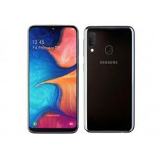 SAMSUNG GALAXY A20e DUAL SIM (SM-A202) Smartphones Black