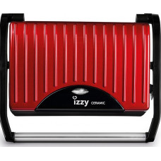 Izzy Panini Spicy Red Ceramic