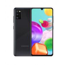 SAMSUNG GALAXY A41 DUAL SIM (SM-A415) Smartphones Black