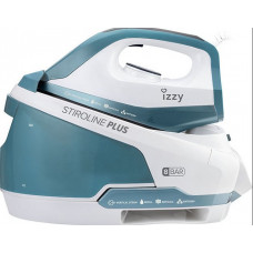 IZZY E48D OPTIMUM PLUS Γεννήτρια ατμού Blue/White