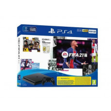 SONY PS4 SLIM 500GB+FIFA 21 (PS719829621) Playstation 3