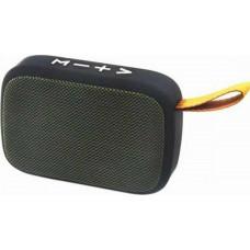 WK BT D20 Ηχείο Bluetooth 35W με 3 ώρες Λειτουργίας Black