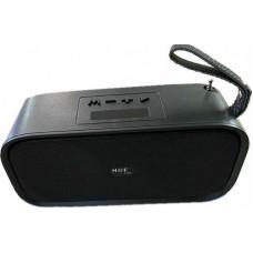 TELEMAX HF-F1026 black Bluetooth Ηχεία