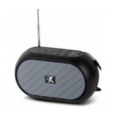 Telemax C20 Ηχείο Bluetooth 5W με Ραδιόφωνο Blue