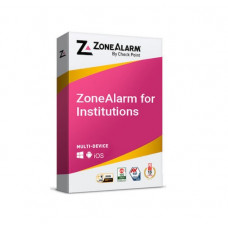 Check Point ZoneAlarm Extreme Security for Institutions (1 Licences , 2 Year) Key