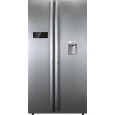 Morris Ψυγείο Ντουλάπα NoFrost Inox A+ T71525D