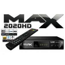 MAX 2020HD T2 DVB-T2 ΔΕΚΤΗΣ