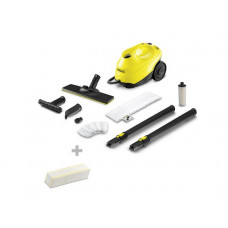 Karcher SC 3 EasyFix STEAM cleaners + CLEANING CLOTHS 1.513-121.0