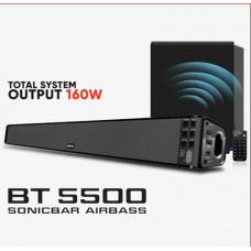SONIC GEAR BT5500 AIRBASS SOUND BAR AND SUBWOOFER