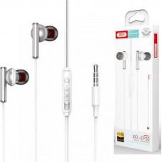 XO EP32 In-ear Handsfree με Βύσμα 3.5mm Λευκό