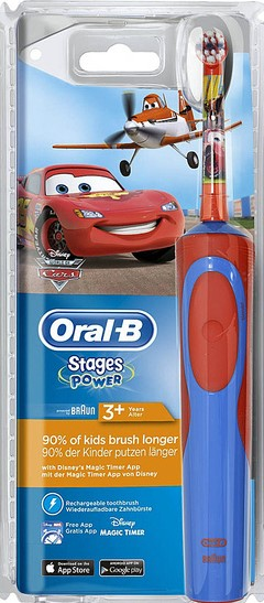 BRAUN ORAL B 12.513 VITALITY KIDS Οδοντόβουρτσες