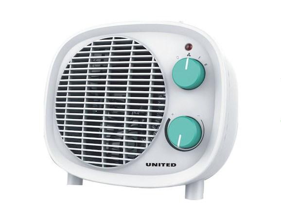 UNITED UHF-861 2000W Αερόθερμα
