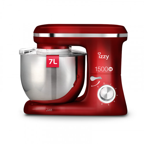 IZZY IZ-1500 (223636) Spicy Red Κουζινομηχανές